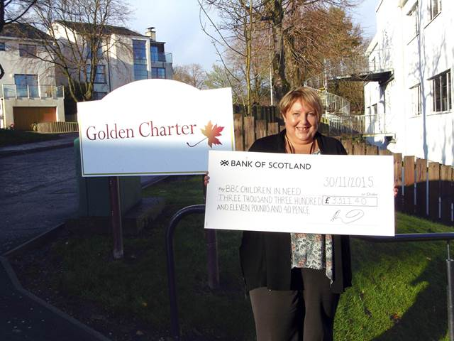 Golden Charter Children In Need