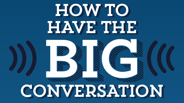How To Have The Big Conversation Header