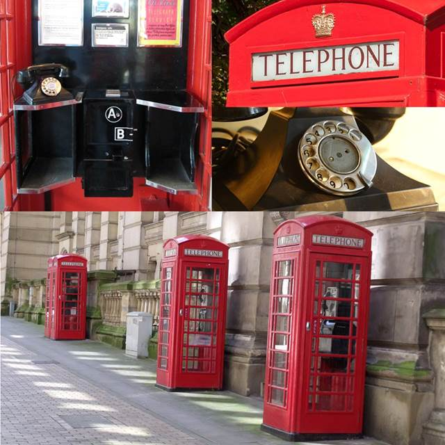Remembering Red Telephone Boxes
