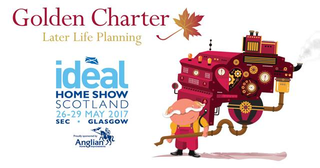 Golden Charter Ideal Home Show
