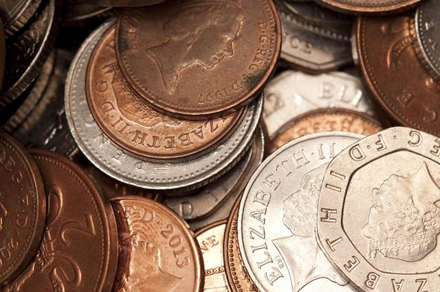 Funeral Costs British Coins