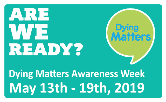 Golden Charter Dying Matters Awareness Week